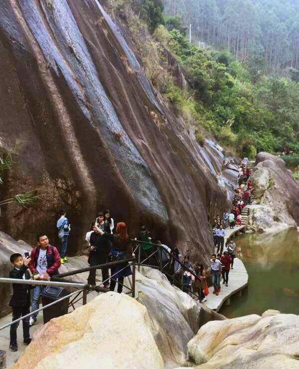 潮州绿岛旅游度假区全新打造青岚地质公园!